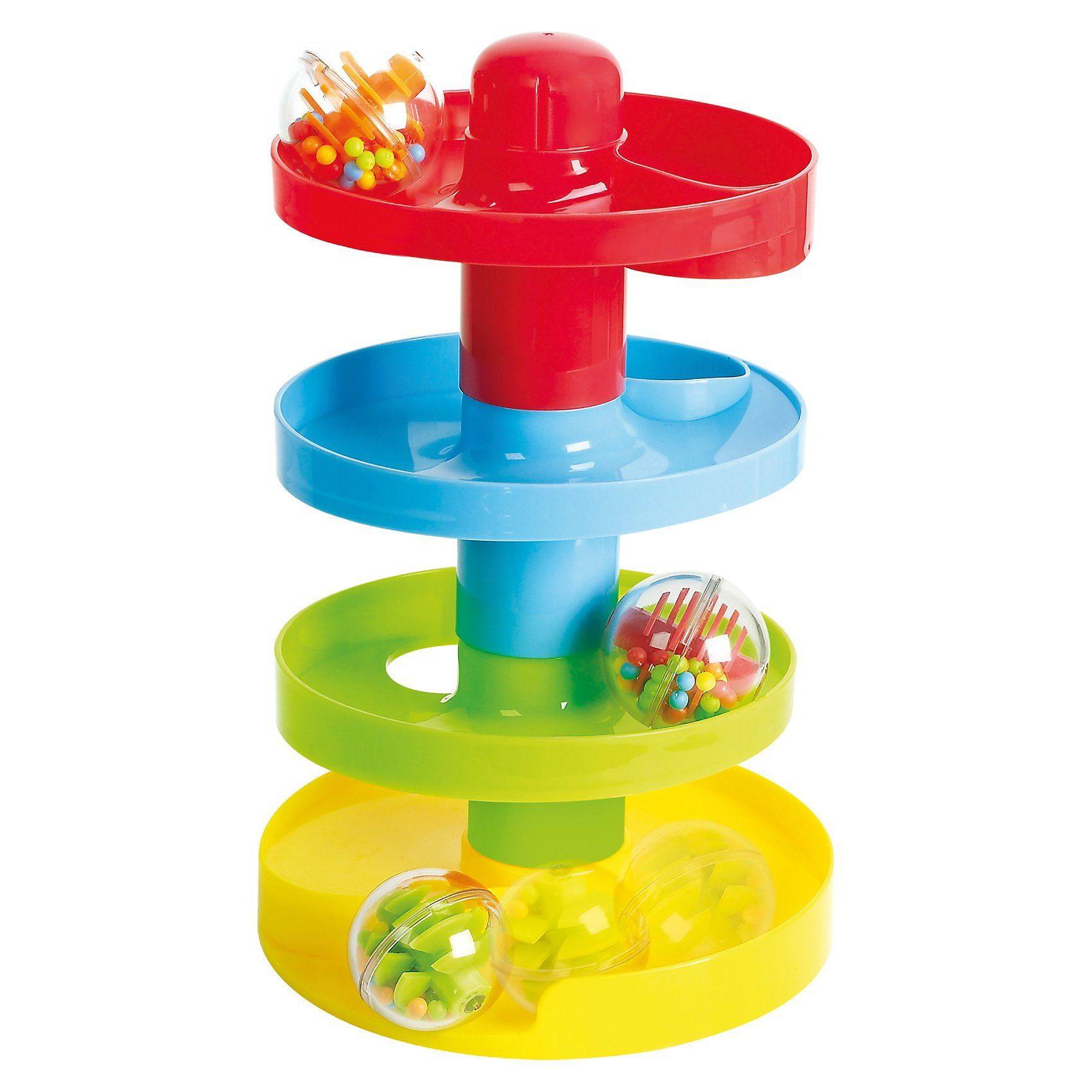 Playgo Baby-Kugelkreiselbahn