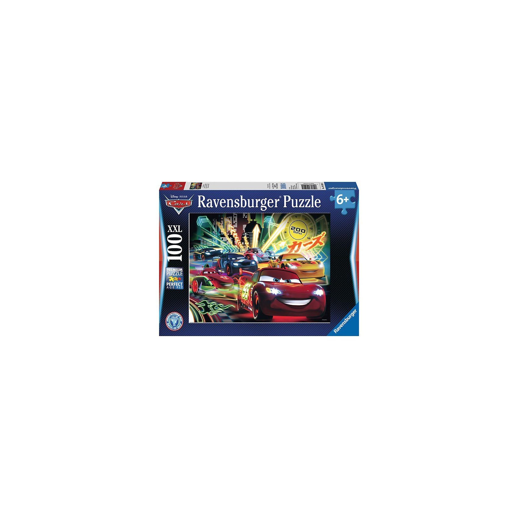 Ravensburger Disney Cars Neon