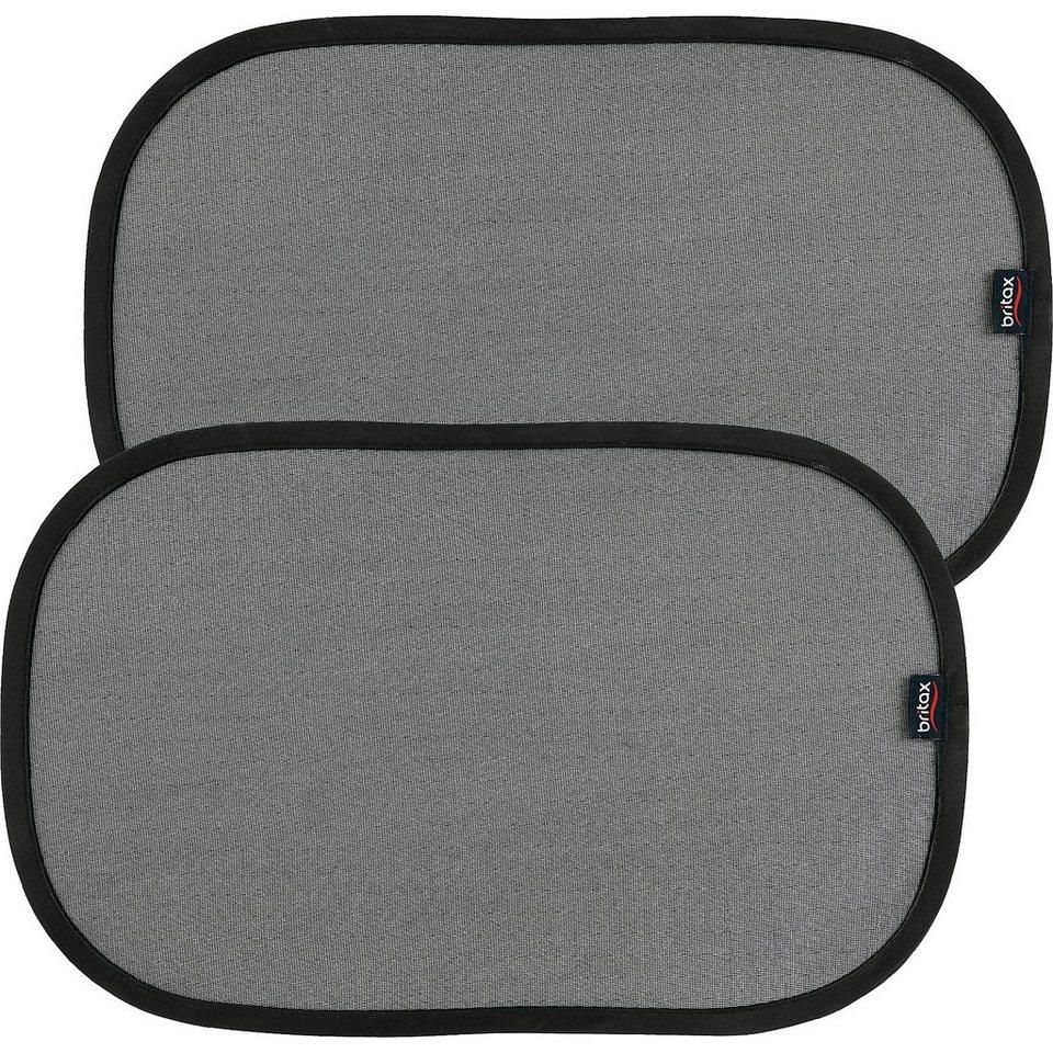 Britax Sonnenschutz für Seitenscheibe, Black, 2er Pack