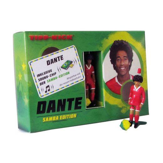 Tipp-Kick Tipp Kick Dante Kicker Set, Kicker+Ball+Samba Soundchip