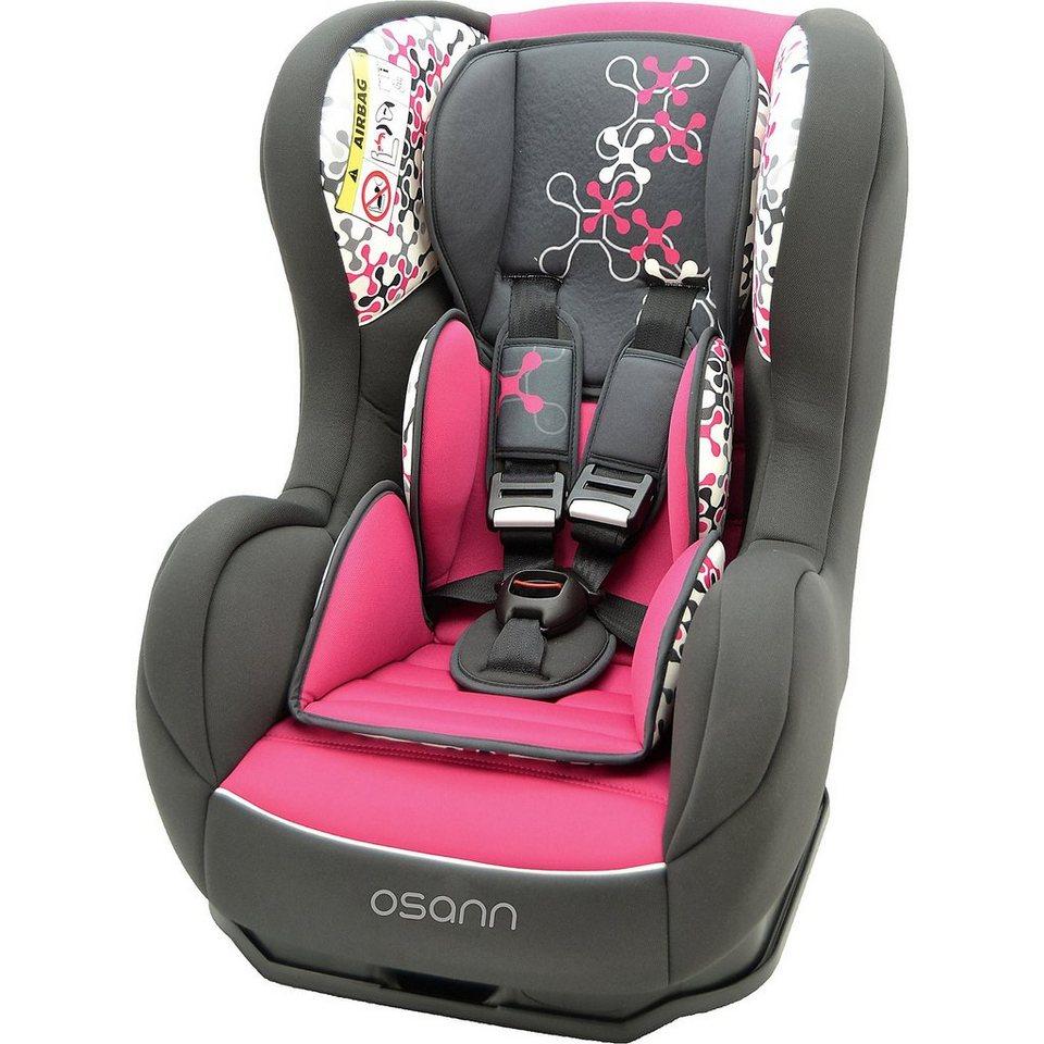 Osann Auto-Kindersitz Cosmo SP, Corail Framboise, 2017 in mehrfarbig