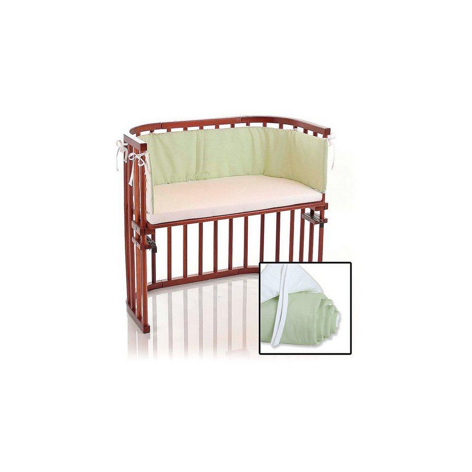 tobi nestchen f r babybay maxi boxspring gr n 168 x 25 cm online kaufen otto. Black Bedroom Furniture Sets. Home Design Ideas
