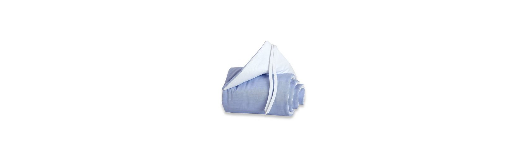 Tobi Nestchen für babybay mini/midi, blau, 157 x 25 cm