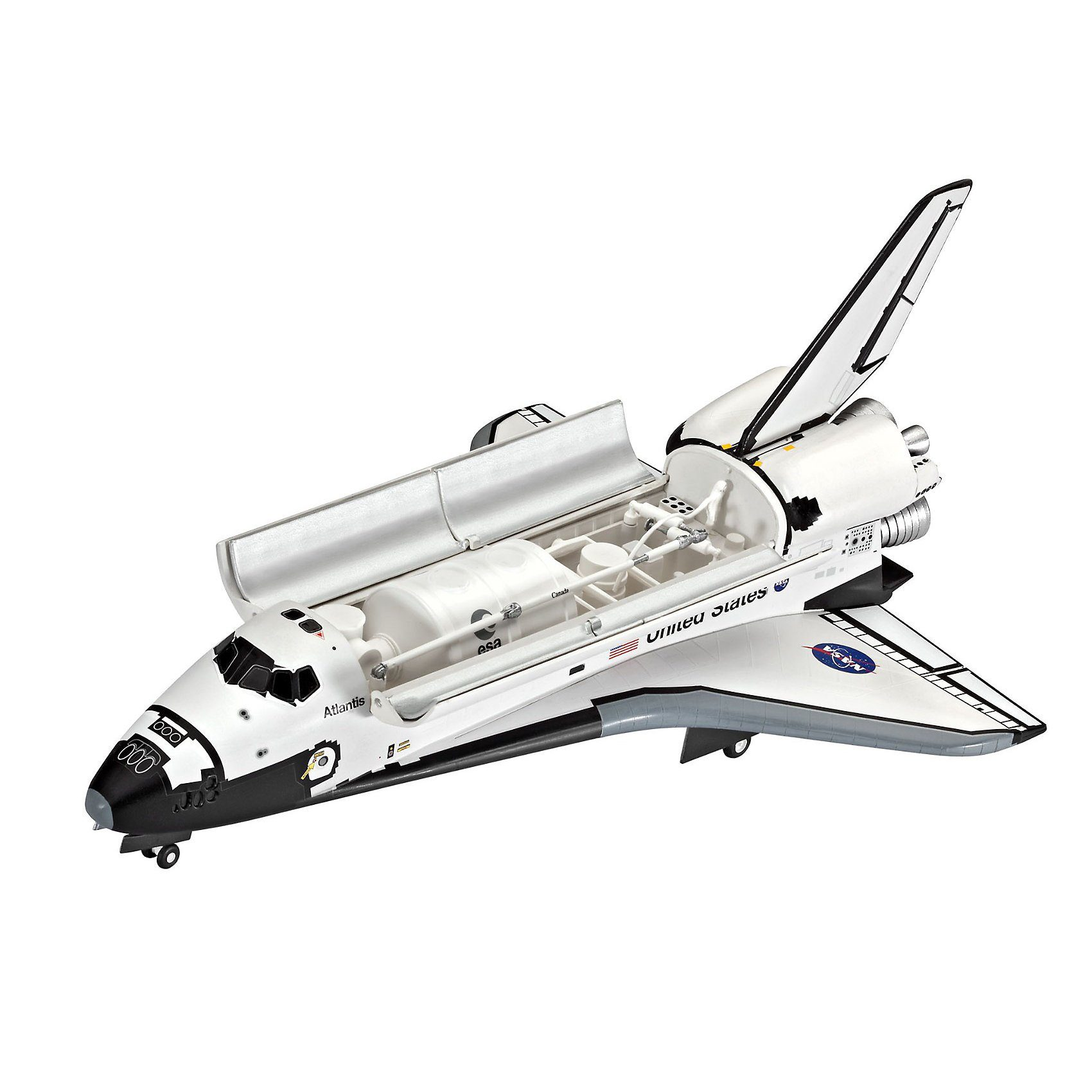 Revell Modellbausatz Space Shuttle Atlantis im Maßstab 1:144