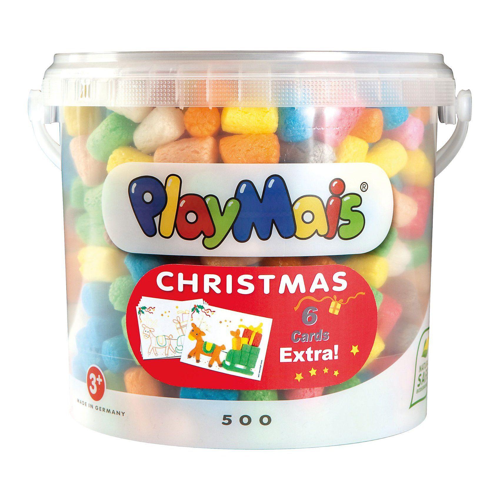 PlayMais Christmas, 500 Stück