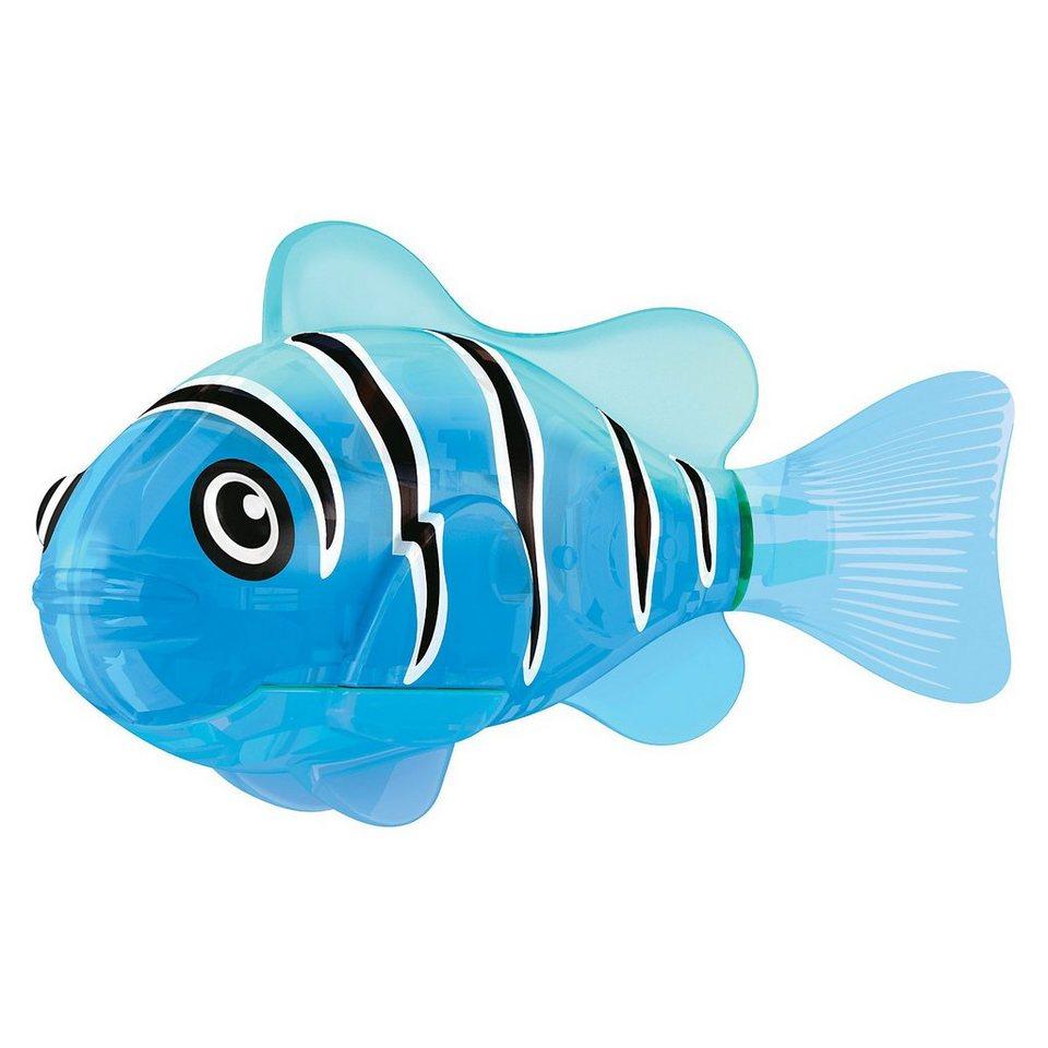 Goliath Robo Fish LED Blue Beacon