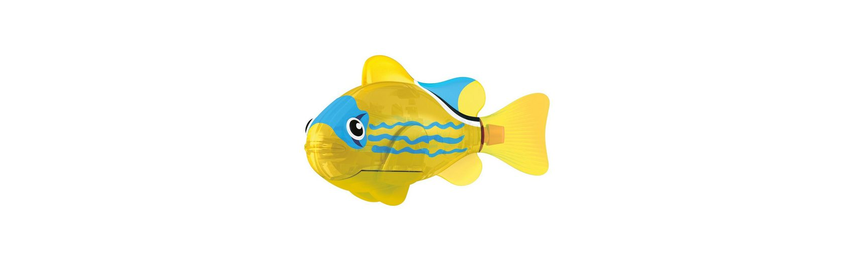 Goliath Robo Fish LED Yellow Lantern
