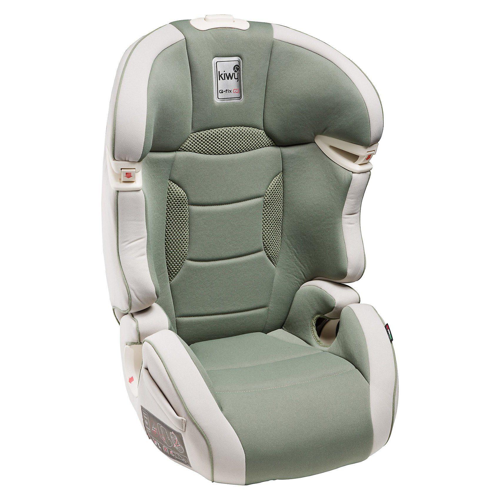 Kiwy Auto-Kindersitz SLF23 Q-Fix, Aloe, 2017