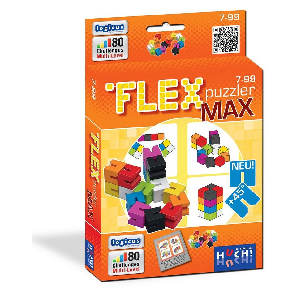 HUCH! & friends Flex Puzzler MAX