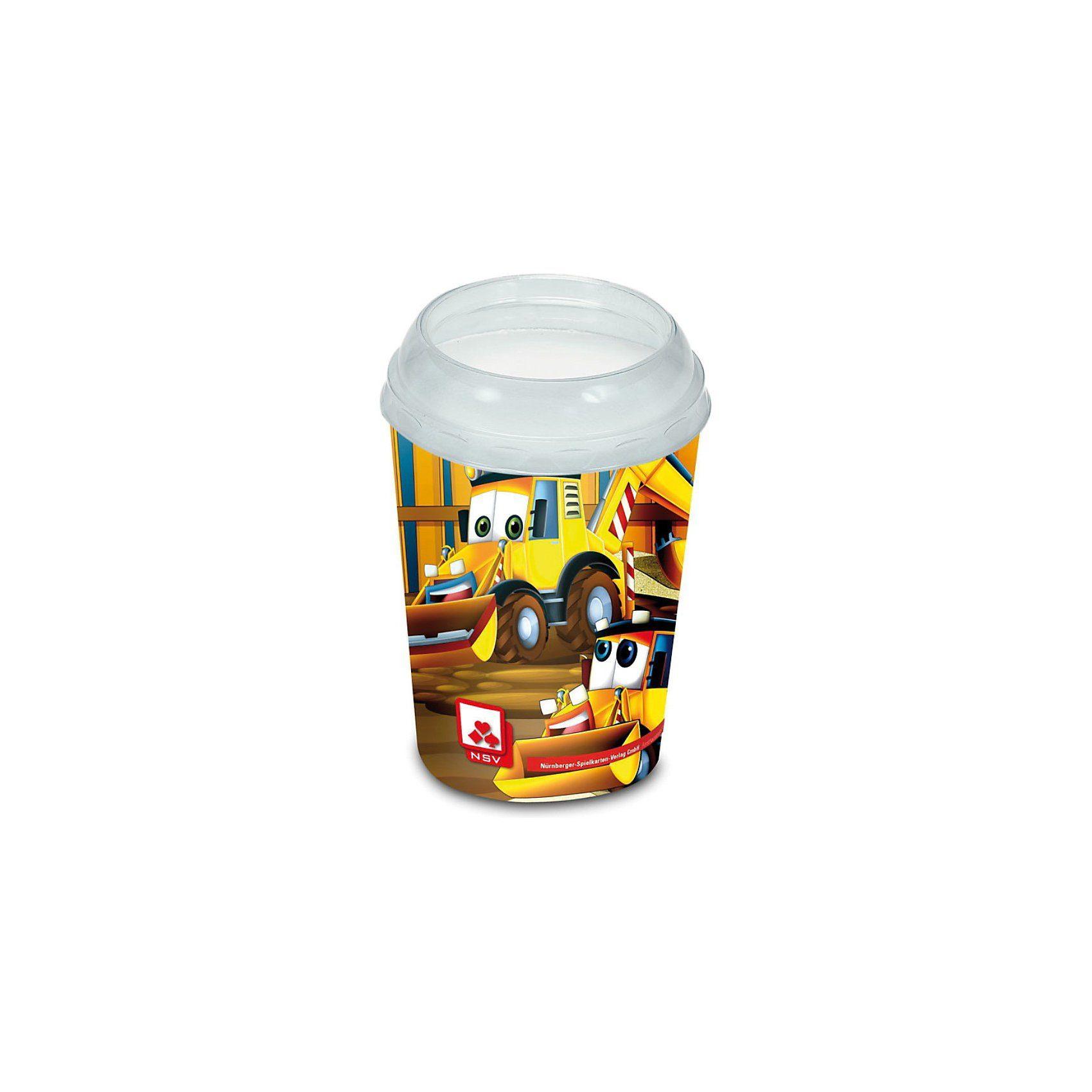 Nürnberger Spielkarten Cup Puzzle - Dozer Bulli 77 Teile
