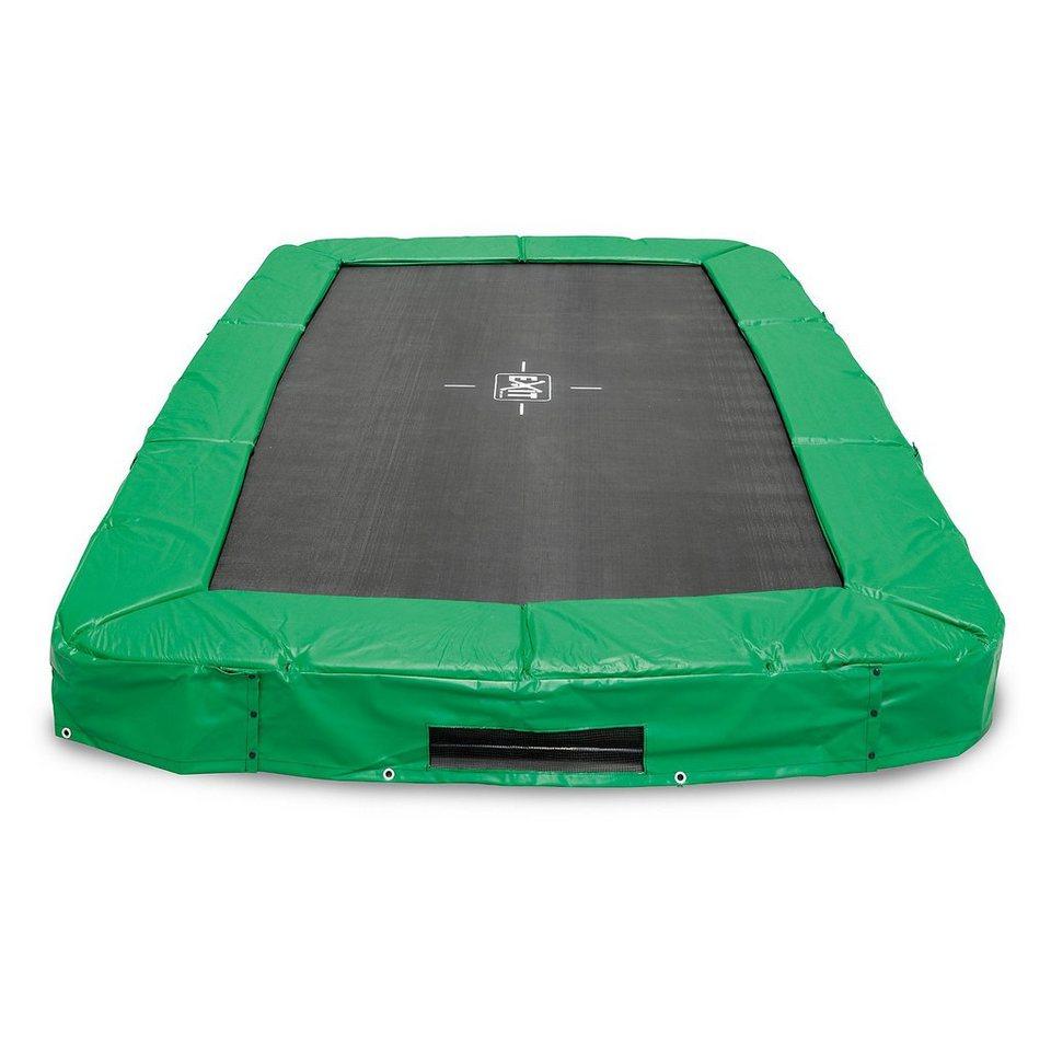 exit trampolin interra rectangular online kaufen otto. Black Bedroom Furniture Sets. Home Design Ideas