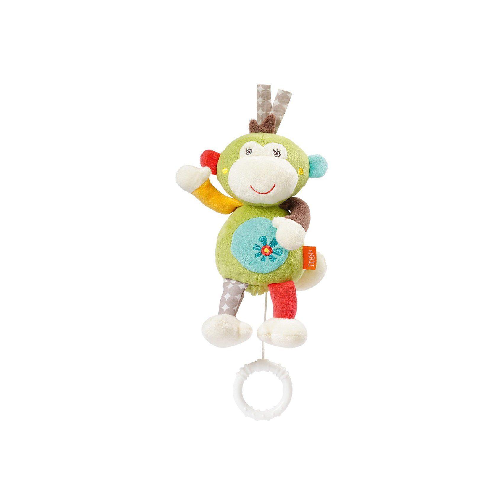 Fehn Mini-Spieluhr Affe