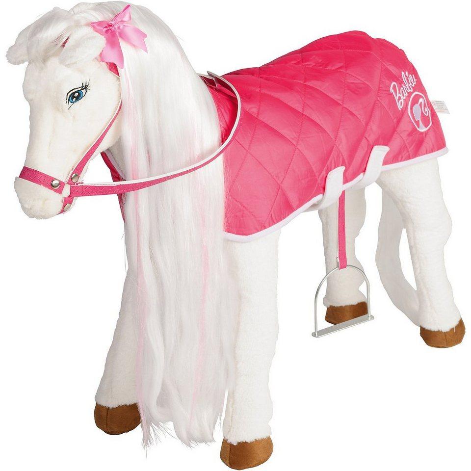 Happy People Stehpferd Barbie Majesty