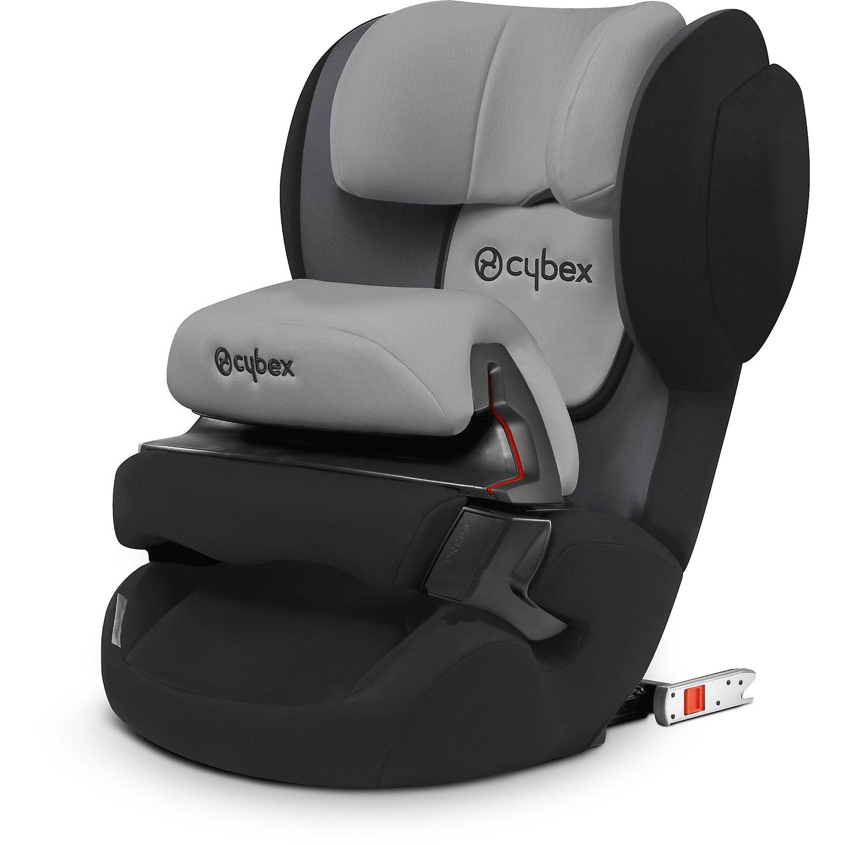 Cybex Auto-Kindersitz Juno-fix, Silver-Line, Cobblestone, 2016