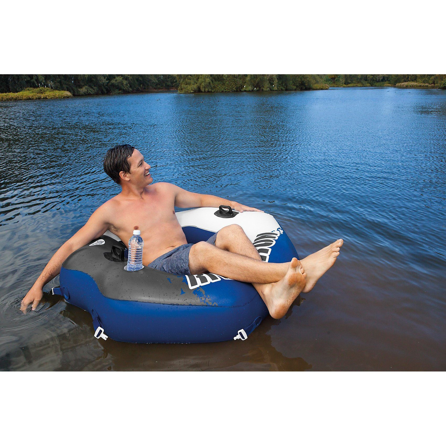 Intex Schwimmring River Run Connect Lounge