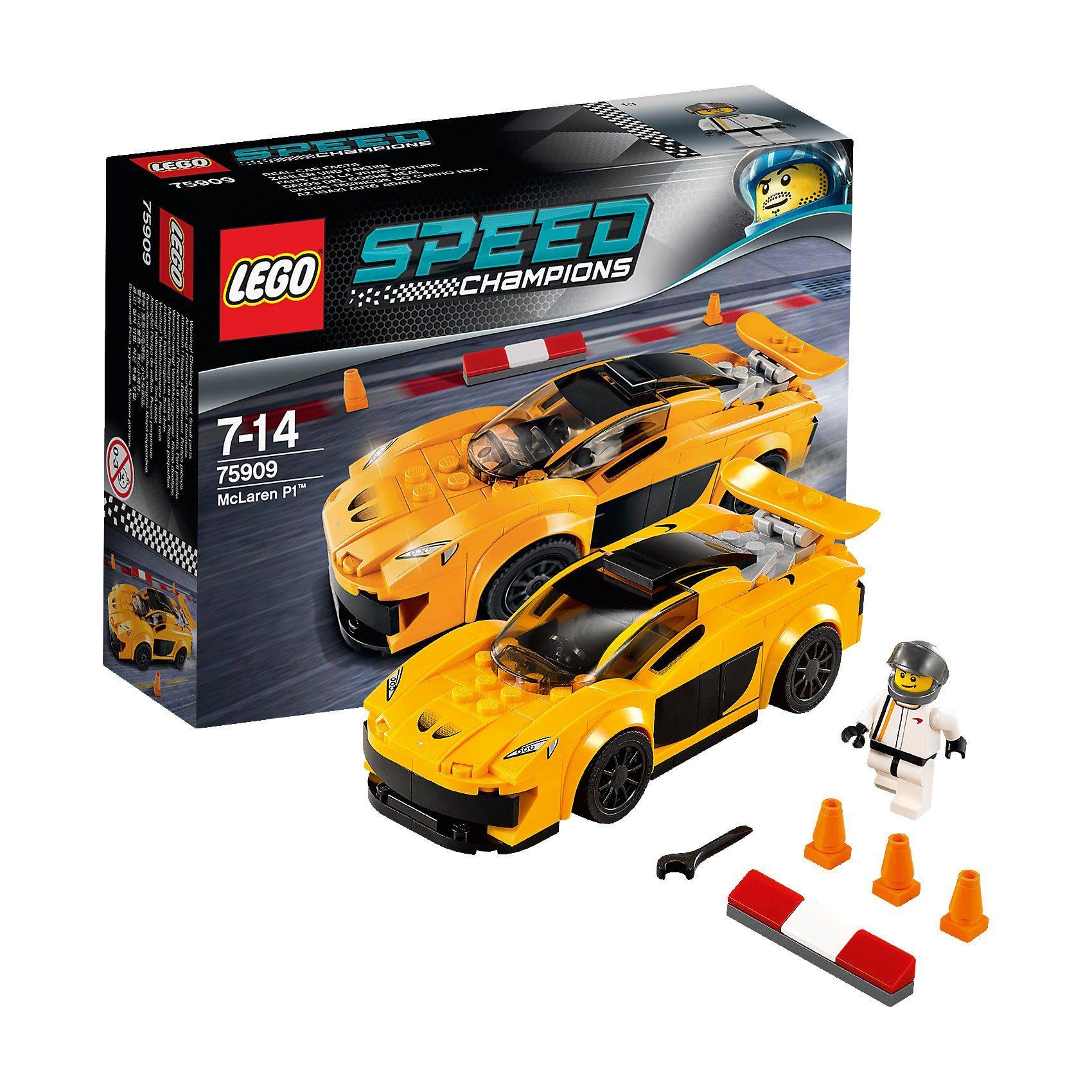 LEGO 75909 Speed: McLaren P1™