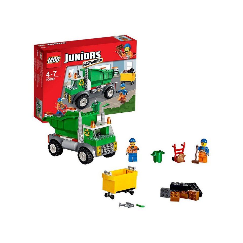LEGO 10680 Juniors: Müllabfuhr