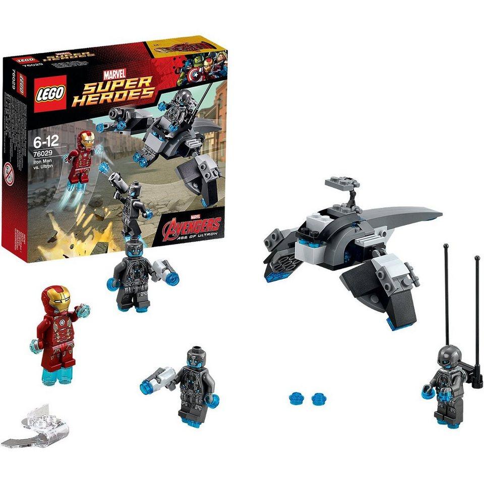LEGO 76029 Super Heroes: Iron Man vs. Ultron