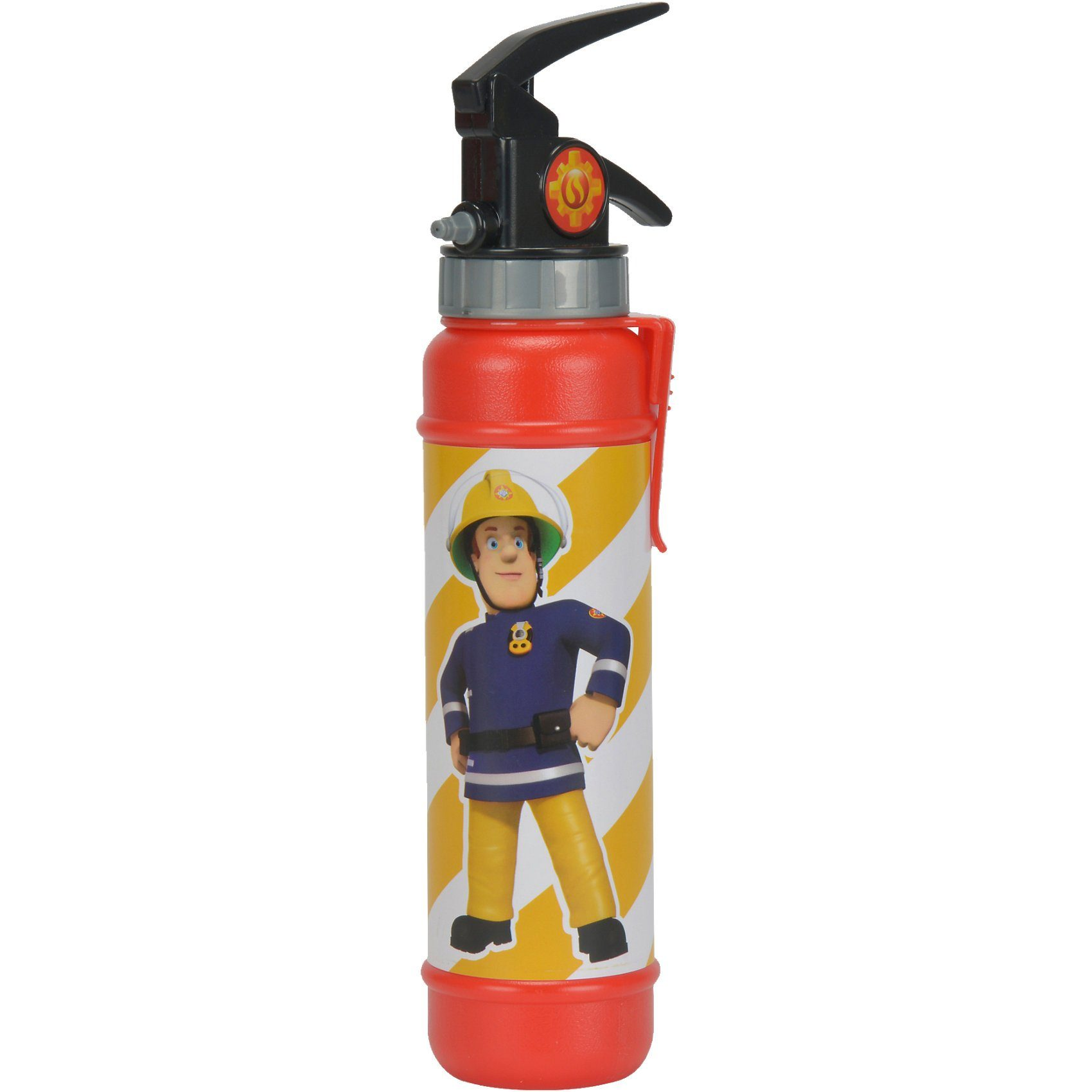 """SIMBA Wasserspritze """"Feuerlöscher"""" Feuerwehrmann Sam"""