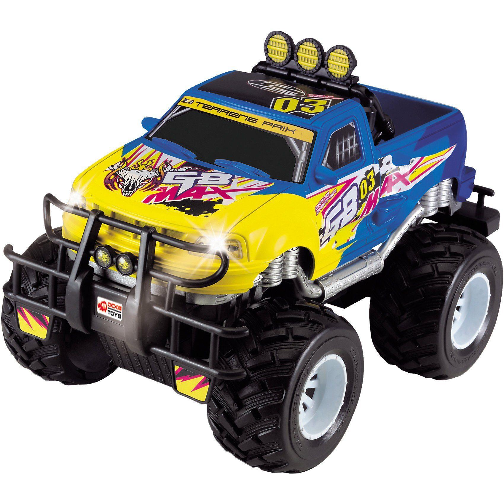 Dickie Toys RC-Fahrzeug Grave Breaker, RTR