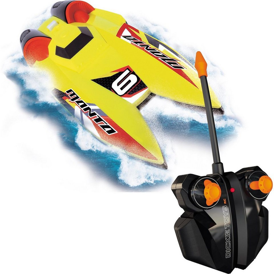 Dickie Toys RC-Boot Manta, RTR