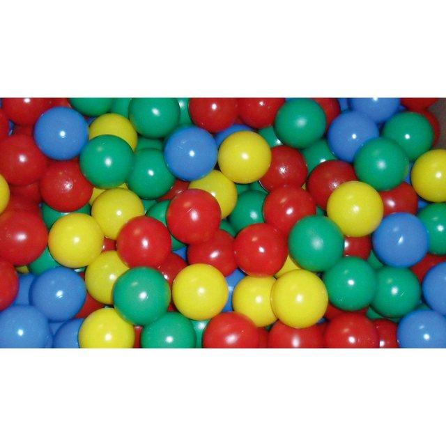 Quadro Bälle für Pool, 500-tlg.
