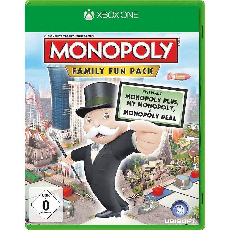 ak tronic XBOXONE Monopoly