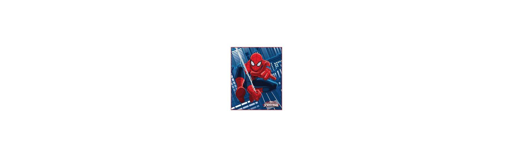 CTI Kuscheldecke Spider-Man, 110 x 140 cm