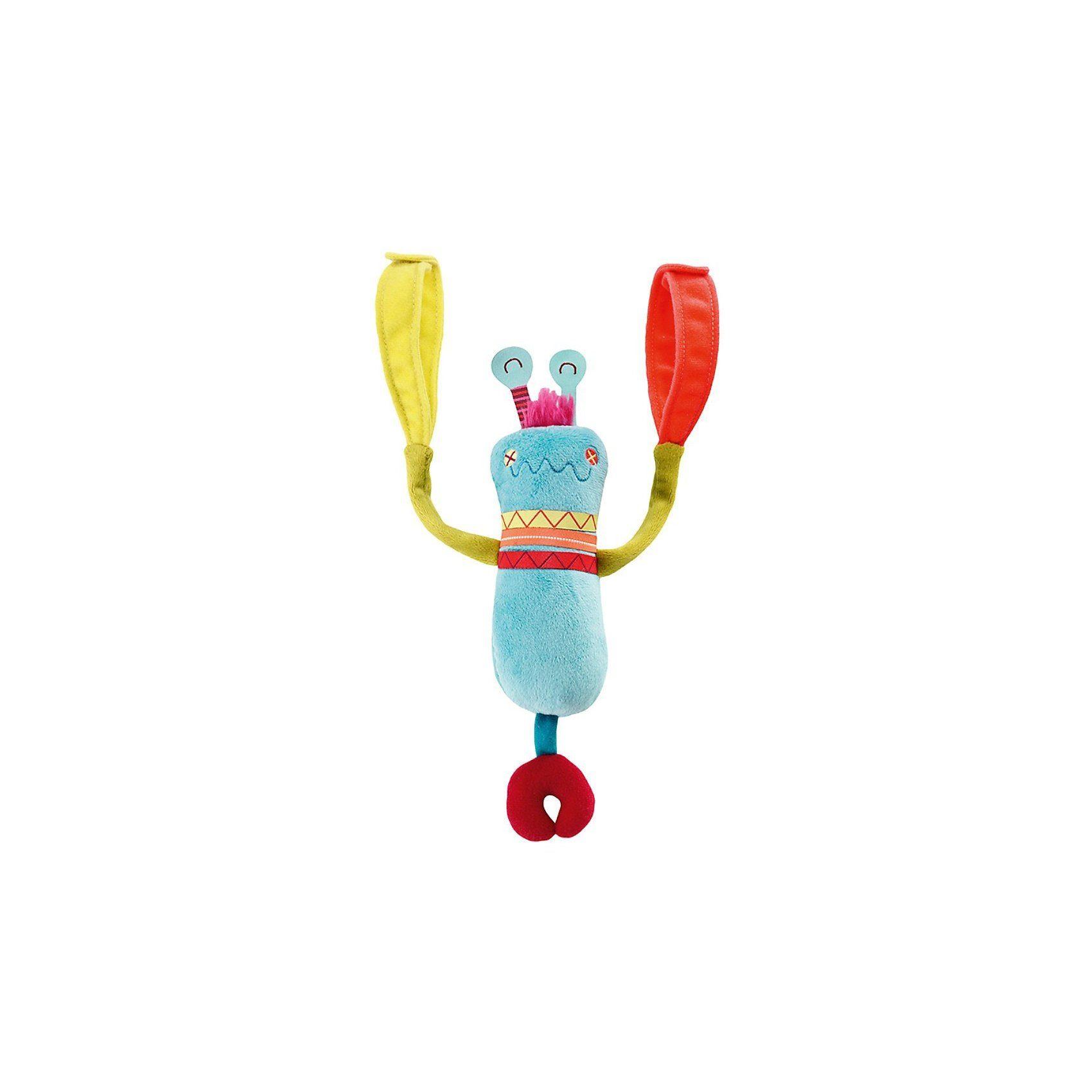 Lilliputiens® Rolobot Aktionsrassel mit Regengeräusch