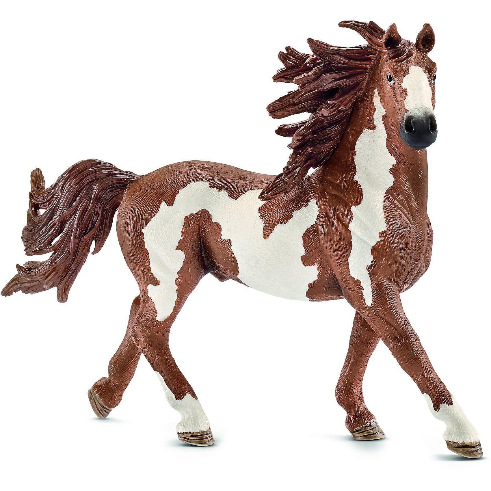 Schleich 13794 Horse Club: Pinto Hengst
