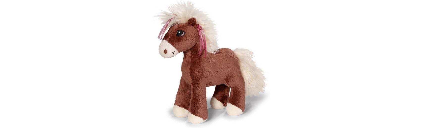 NICI Pferd Velvet stehend 25cm (37848)