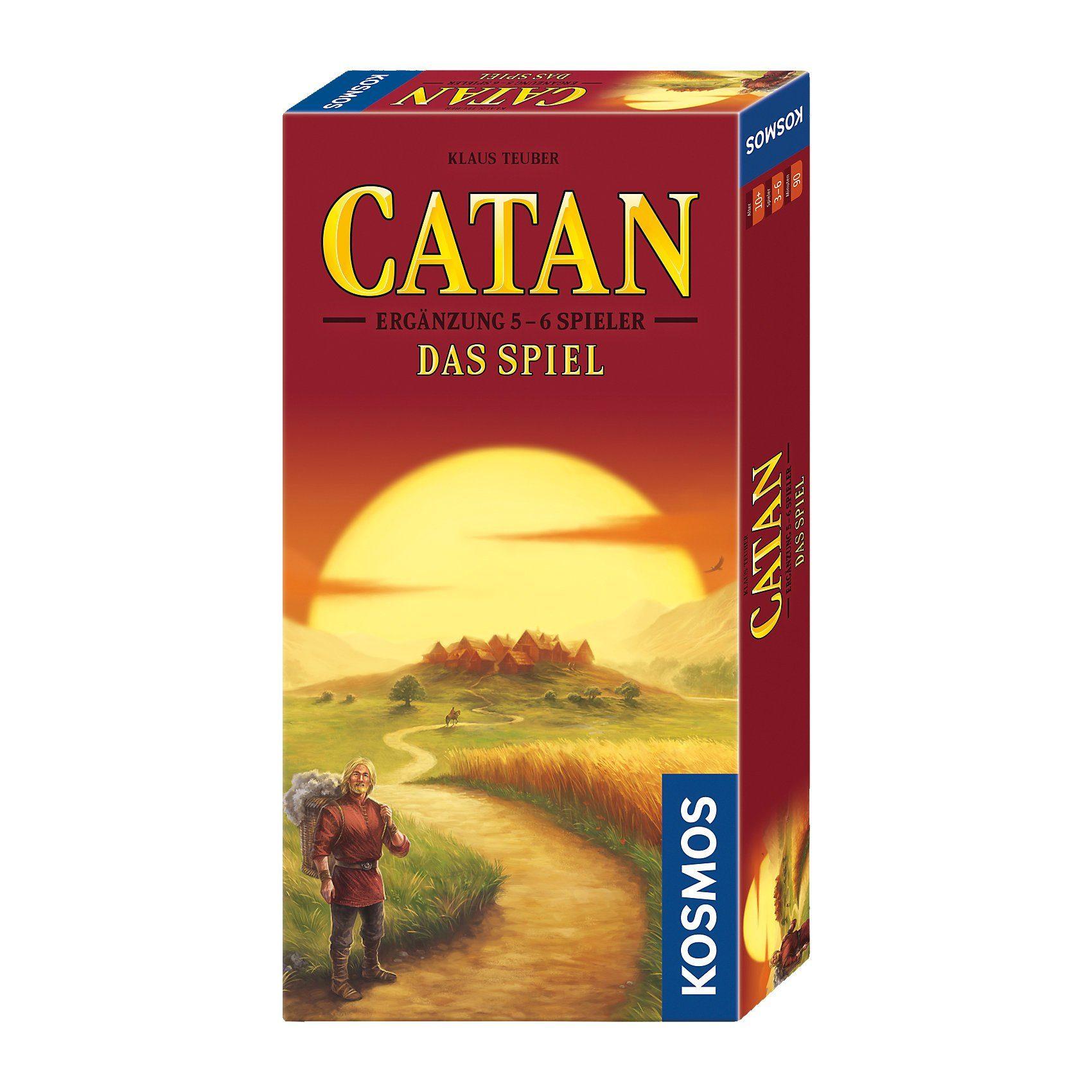 Kosmos Catan - Das Spiel - Ergänzung für 5-6 Spieler
