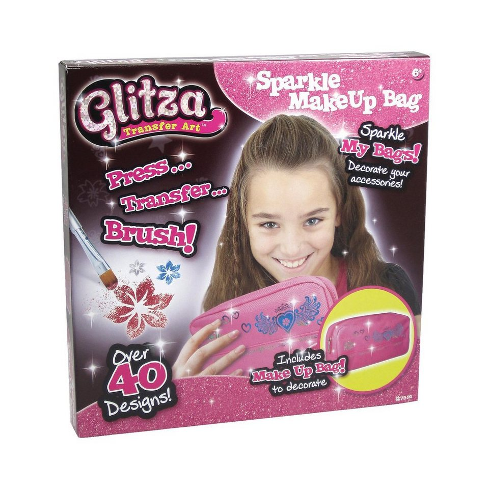 KNORRTOYS.COM Glitza Make Up Tasche