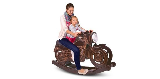 Möbel-Lux Schaukelsessel »motorrad«, motorrad in coolem Design