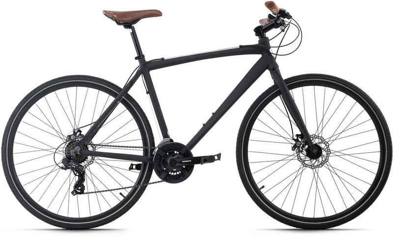 Adore Urbanbike »UBN77«, 21 Gang Shimano Tourney Schaltwerk, Kettenschaltung