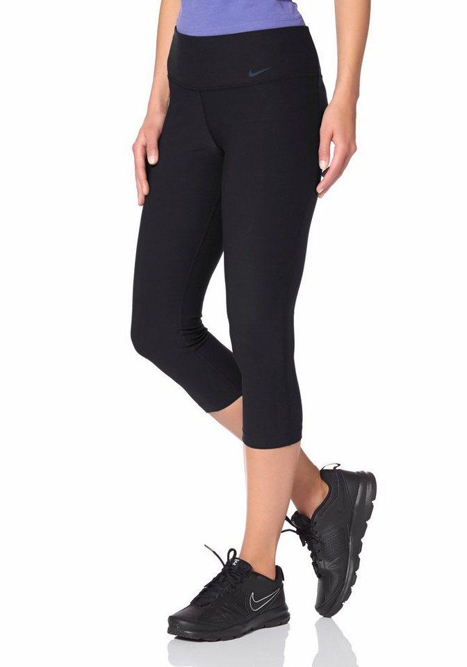 Nike 7/8-Funktions-Leggings in Schwarz