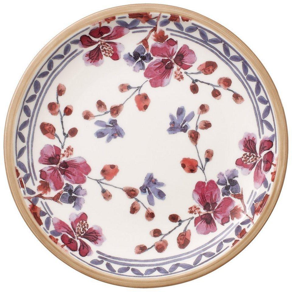 VILLEROY & BOCH Brotteller »Artesano Provençal Lavendel« in Dekoriert