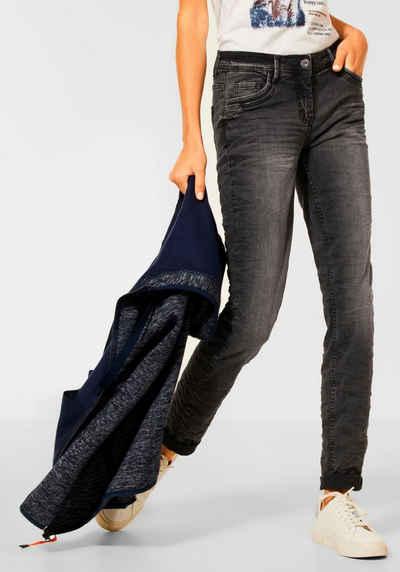 Cecil Loose-fit-Jeans »Style Scarlett« im 5-Pocket Style