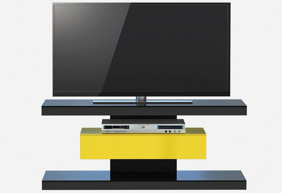 lcd tv m bel jahnke sl 610 lcd breite 110 cm otto. Black Bedroom Furniture Sets. Home Design Ideas