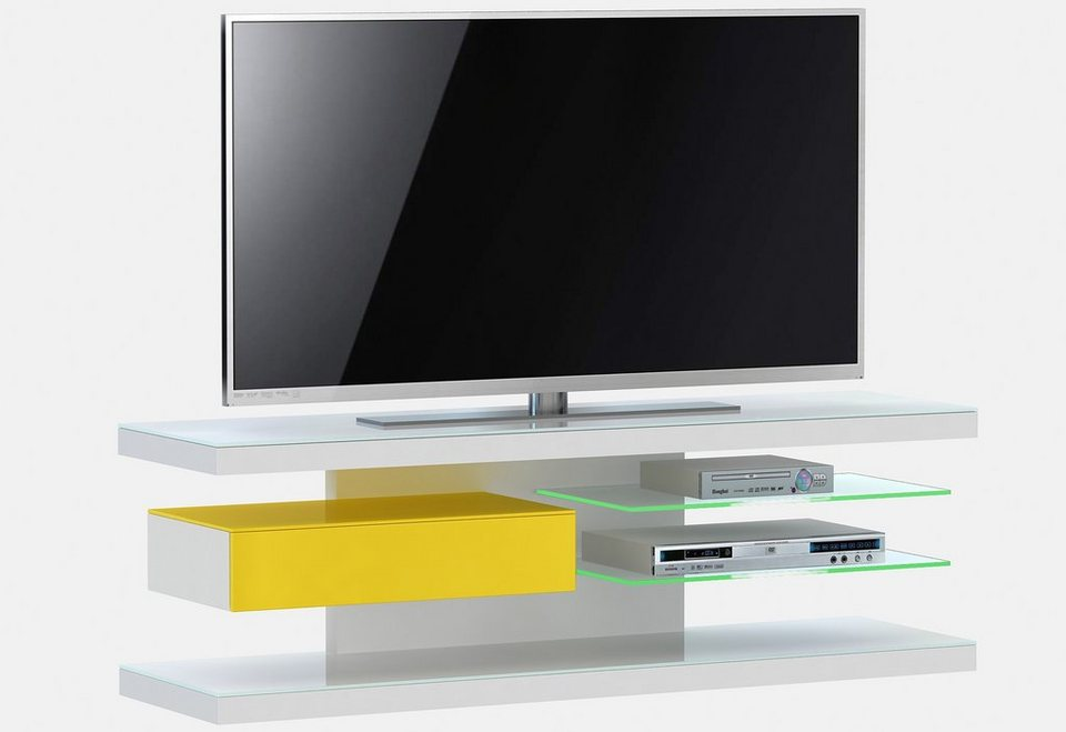 lcd tv m bel jahnke sl 660 led breite 160 cm otto. Black Bedroom Furniture Sets. Home Design Ideas