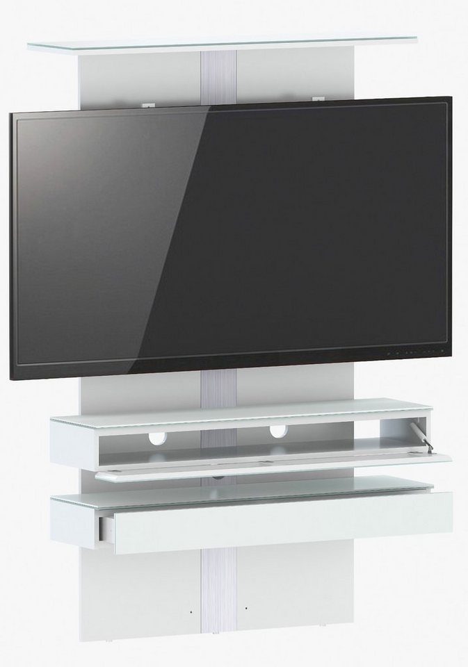 lcd tv rack jahnke sl 6100 led wandpaneel breite 113 cm online kaufen otto. Black Bedroom Furniture Sets. Home Design Ideas