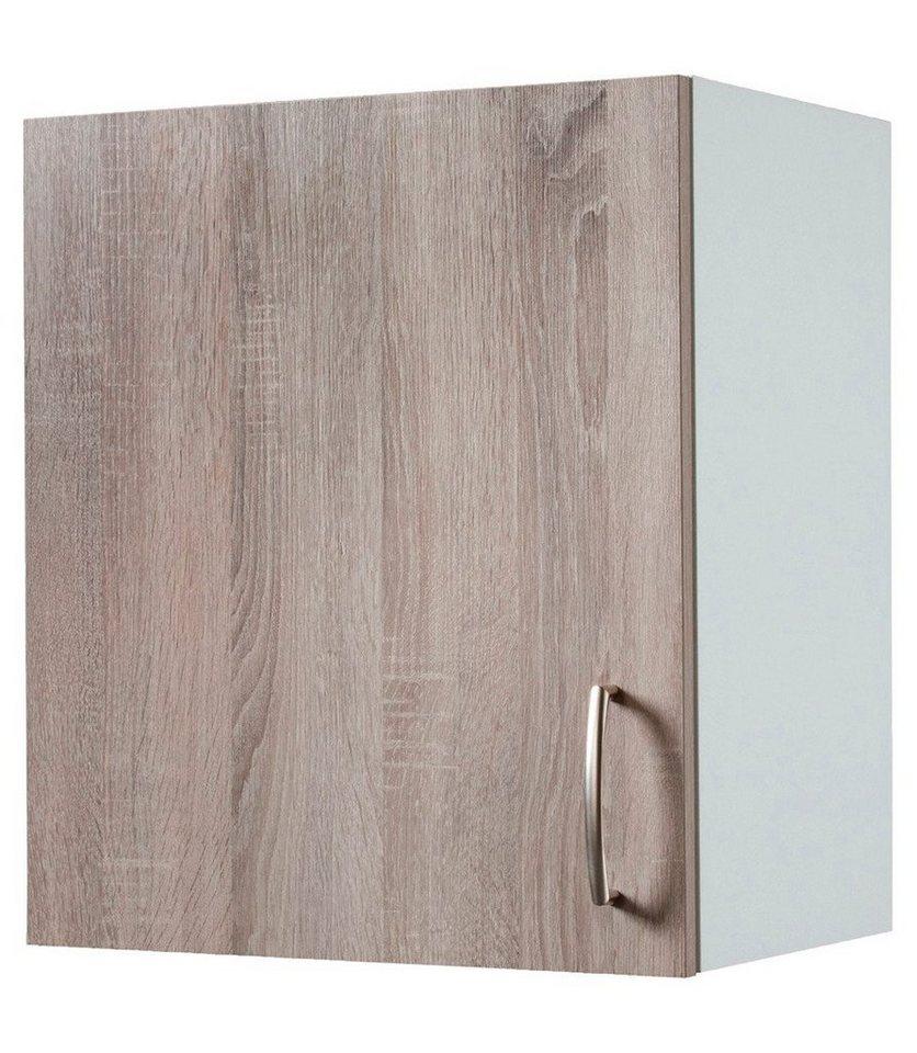 Küchenhängeschrank »Porto«, Breite 50 cm in eichefarben trüffel