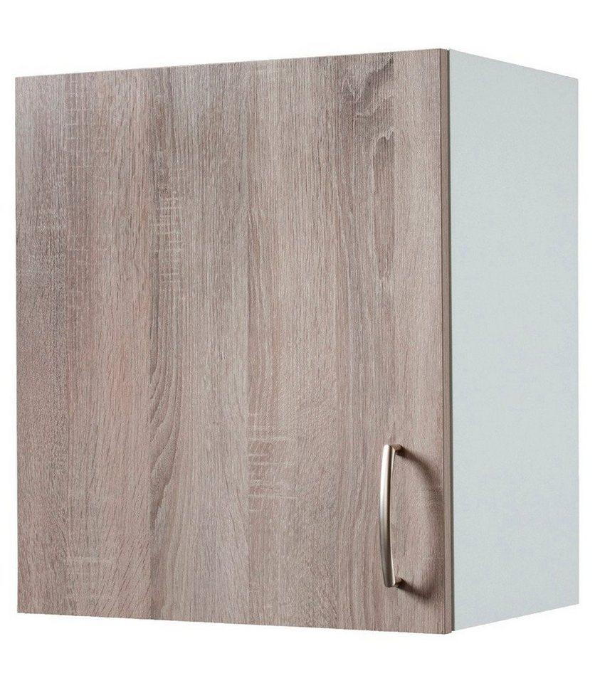 Wiho Küchen Küchenhängeschrank »Porto«, Breite 60 cm in eichefarben trüffel