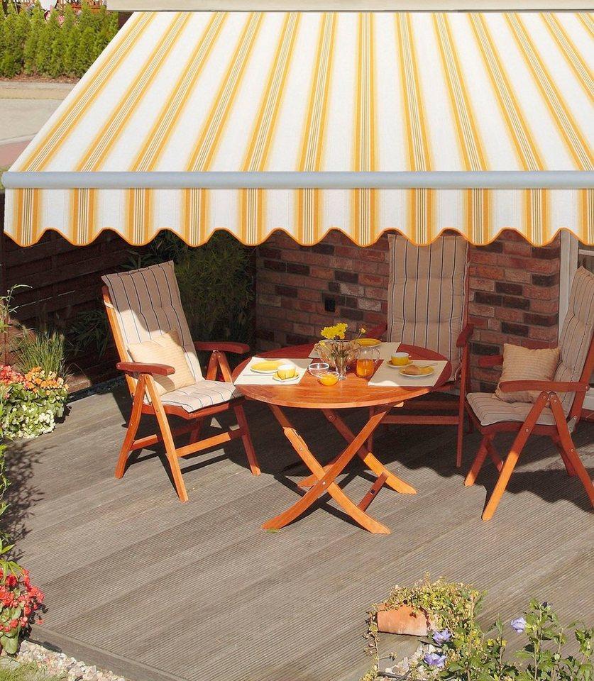 SPETTMANN Gelenkarmmarkise »PG1«, 500 cm breit   Garten > Sonnenschirme und Markisen > Markisen   Spettmann