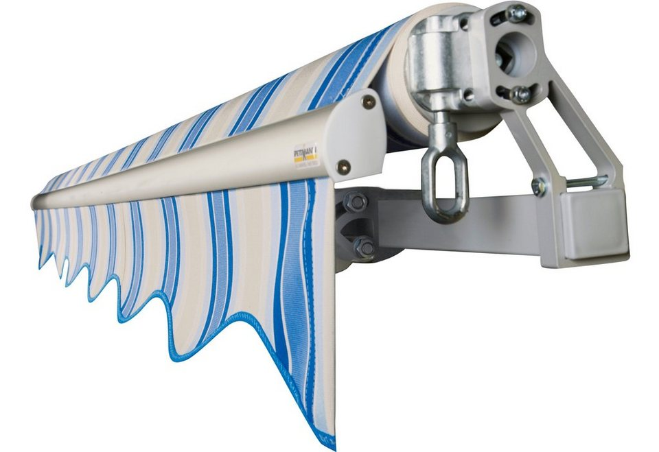 Gelenkarmmarkise pg1 250 cm breit online kaufen otto for Wohnlandschaft 250 cm breit