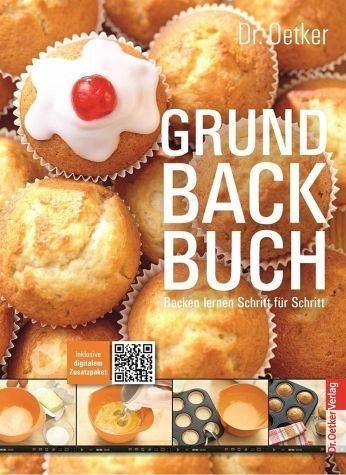 Gebundenes Buch »Grundbackbuch«