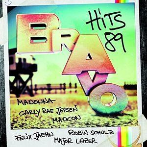 Audio CD »Various: Bravo Hits 89«