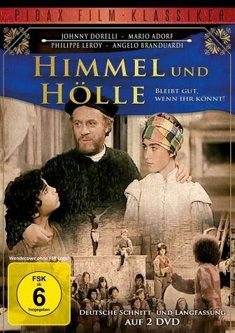 DVD »Himmel und Hölle (2 Discs)«