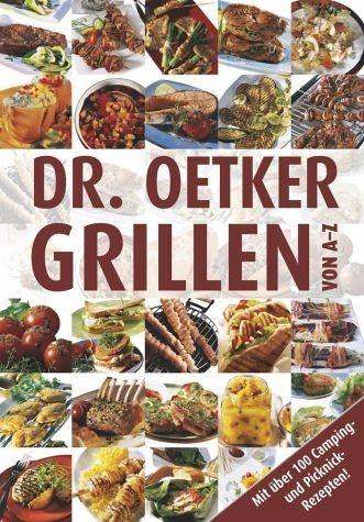 Broschiertes Buch »Grillen von A-Z«