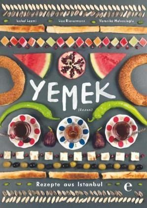 Gebundenes Buch »Yemek-Rezepte aus Istanbul«